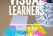 visual learner tips