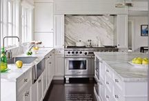 Mom's Kitchen / Ideas and inspiration for refurbishment of mom's old kitchen / by Donne Putter