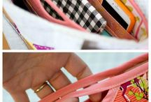 sewing a bag or tote and diy