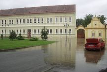 Stod 2002, povodeň / Povodně roku 2002 ve Stodě