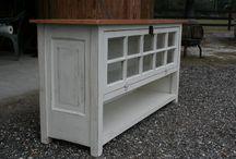 Trabajos e madera / Ideas de muebles y decoración en madera para el hogar