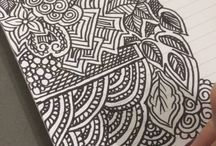 Sharpie drawing