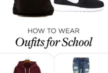 «Outfits for School»