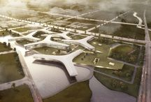 Zhejiang Sci-Tech University Fashion Institute / competition / Campus design competition for Zhejiang Sci-Tech University Fashion Institute in Hangzhou