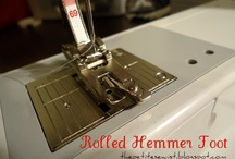 Sewing: Basics & Tips / by Sharon Judd