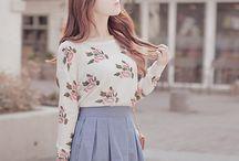 Cute Styles (ฅ>ω<*ฅ)