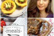 Once A Month Meals Blog Partners / We LOVE our Blog Partners!!! Here are some of our favorite recipes of theirs! / by Once A Month Meals