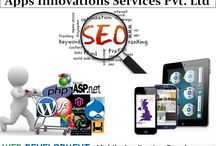 Apps Innovations Services / We are a India based IT solutions provider company offers services like Mobile Apps Development, Web Design and Development, SEO & SMO, Content Writing etc.