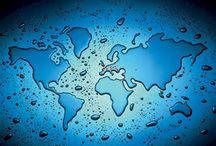 World / Our world in maps, images and illustrations.