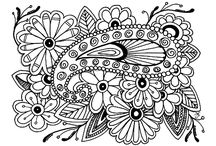 Grown ups coloring pages