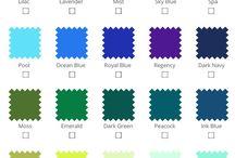 Various Colour