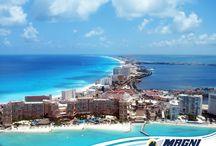 Cancún Quintana Roo / Un destino que te dejará maravillado.