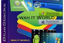 Wah IT World / WahITWorld.com Android Apps,Download Software,Training Tutorials,IT Information
