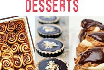 desserts / for creative people who like cooking and stuff