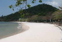 Beaches in Southeast Asia / Some of our favourite beaches in Southeast Asia.