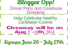 GIVEAWAYS / by Simply Caribbean