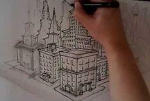 dibujar a lápiz