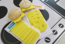 Küche / Kaufmannsladen