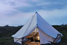 Glamping / by Kylie Hateley