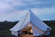 C A M P O U T / Camping & such. Wanderlust. / by Robi Foli