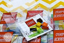 Lego party ideas / by Holly Prze