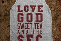 once a southern girl, always a southern girl / by Kelsey Brooke