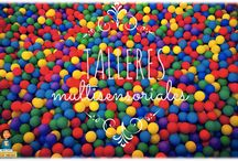 talleres multisensoriales