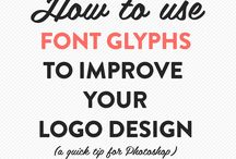 Graphic design and typography / How to make awesome graphics and use typography as more than just words.