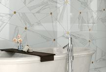 collections | JEWELS / The marble-effect of the Jewels porcelain stoneware collection embellishes spaces with the sort of charm that only a highly prized material is able to produce. An extraordinary amount of work has gone into researching and technically perfecting this collection, from highlighting the veins of the material, amalgamating delicate colour nuances, lighting up shades and working on fine details. The result is a masterpiece in each and every slab.