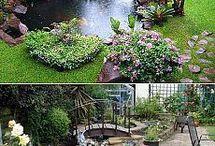 Bahçe Yapay Havuzları