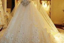Wedding dresses / diamond princess