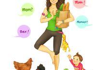 ★ FITMAMA / Healthy & fit moms www.ohmyfitness.nl