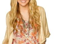 Hannah Montana / Diese Pinnwand ist Hannah Montana gewidmet...