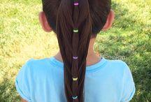 Hair for girls