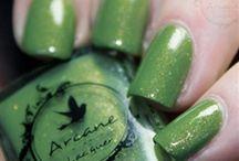Arcane Lacquer Nail Polish / Arcane Lacquer Nail Polish