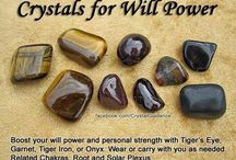 crystals for will power