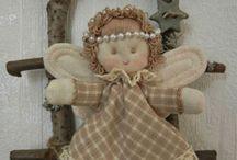 engeltjes naaien