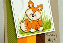Cards-Whimsy Doodles / by Kathie Maltby