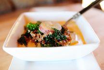 Soup Glorious Soup! / Soup recipes.  / by Carolyn Hansen