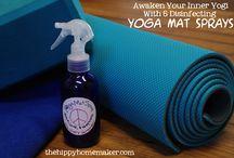 Yoga / Yoga stuff
