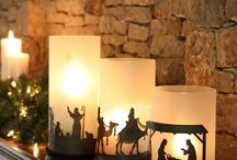 siloette candles