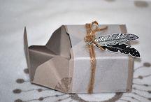 Envelope Punch Board Stampin/Box