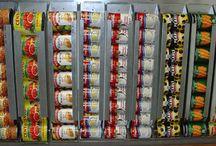 Food Storage / by Brandee Hammett
