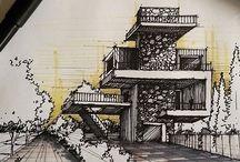 Arquitectura croquis