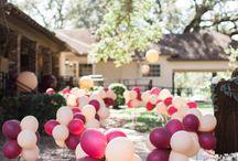 Идеи оформления праздника воздушными шарами