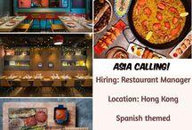 Job Opportunity: Asia