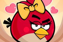 Angry Birds / ..The Worlds Most Popular Game.. / by Kevin Mitnik