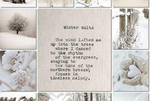 Moodboard winter