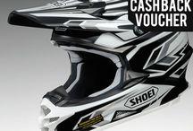 SHOEI  Motocross Helmet