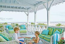 Coastal Living / Ideas for our future beach home :)